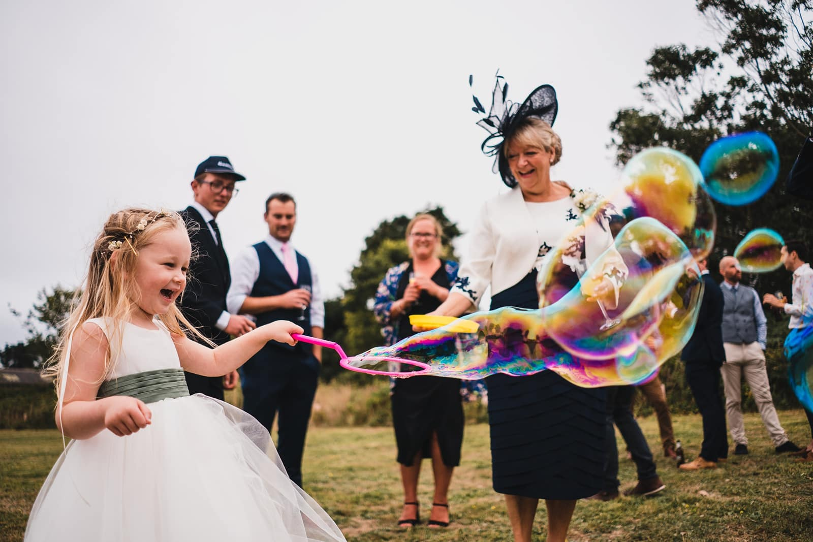 Wedding Photography on the Isles of Scilly