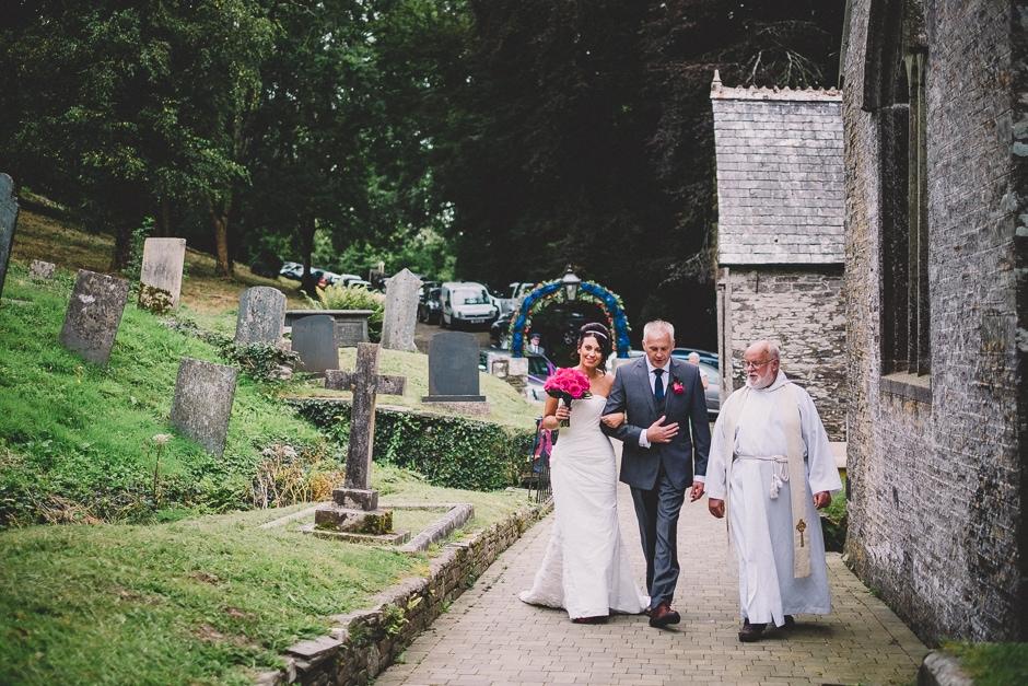 Dinham House Wedding photography-10