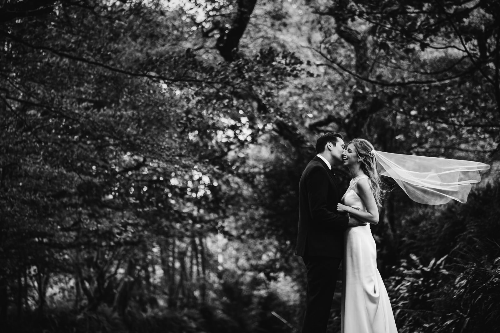 Wedding Photography at Trenderway Farm