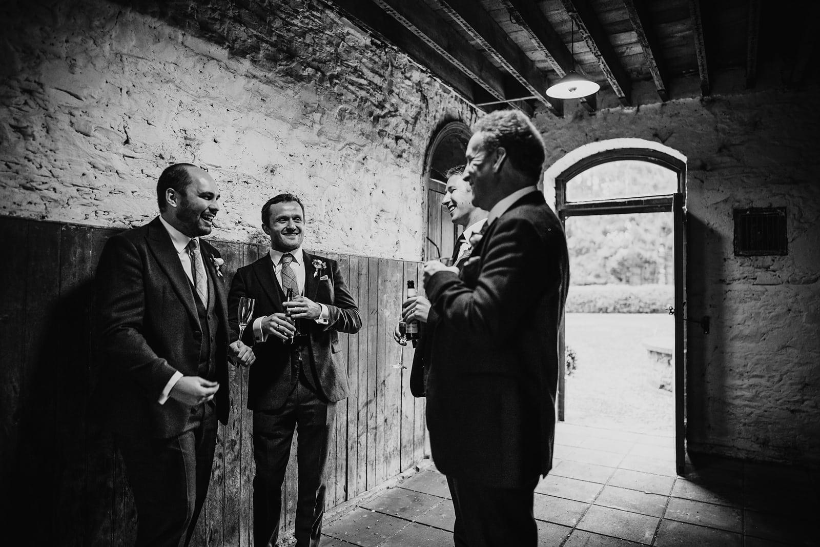 larchfield estate wedding photography