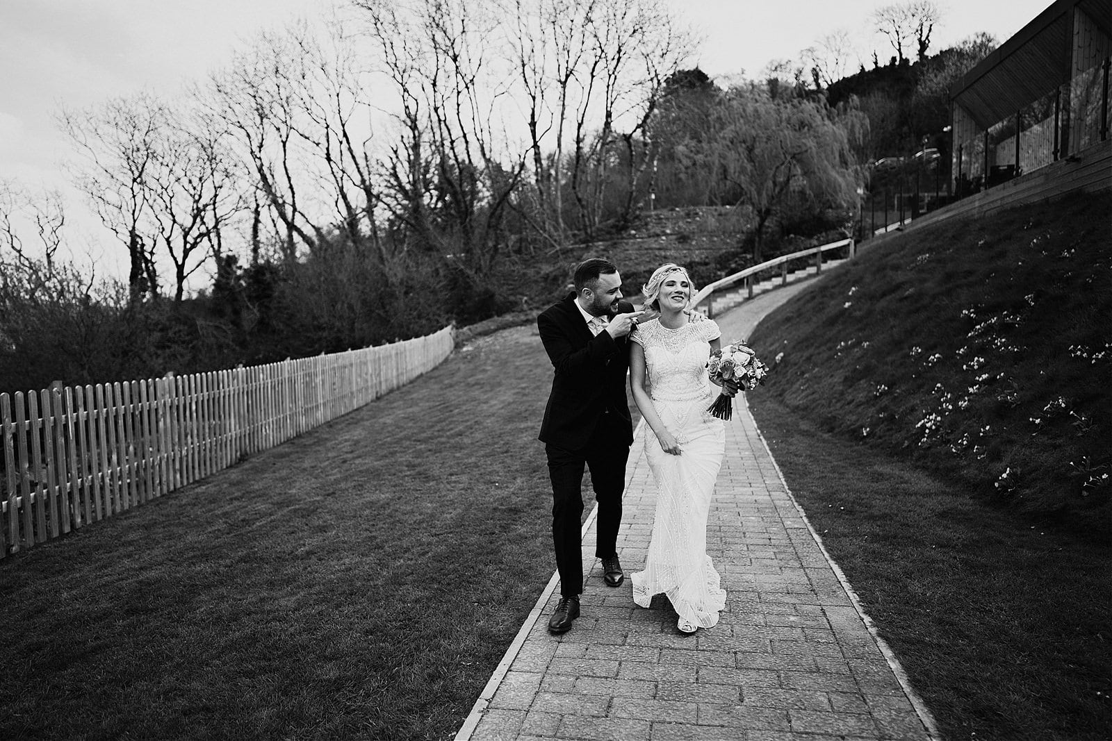 Sandy Cove Hotel Wedding Photography