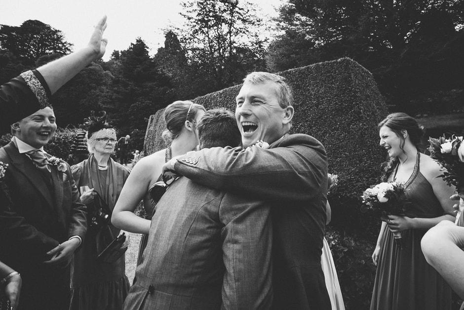 Lanydrock Church Wedding-32