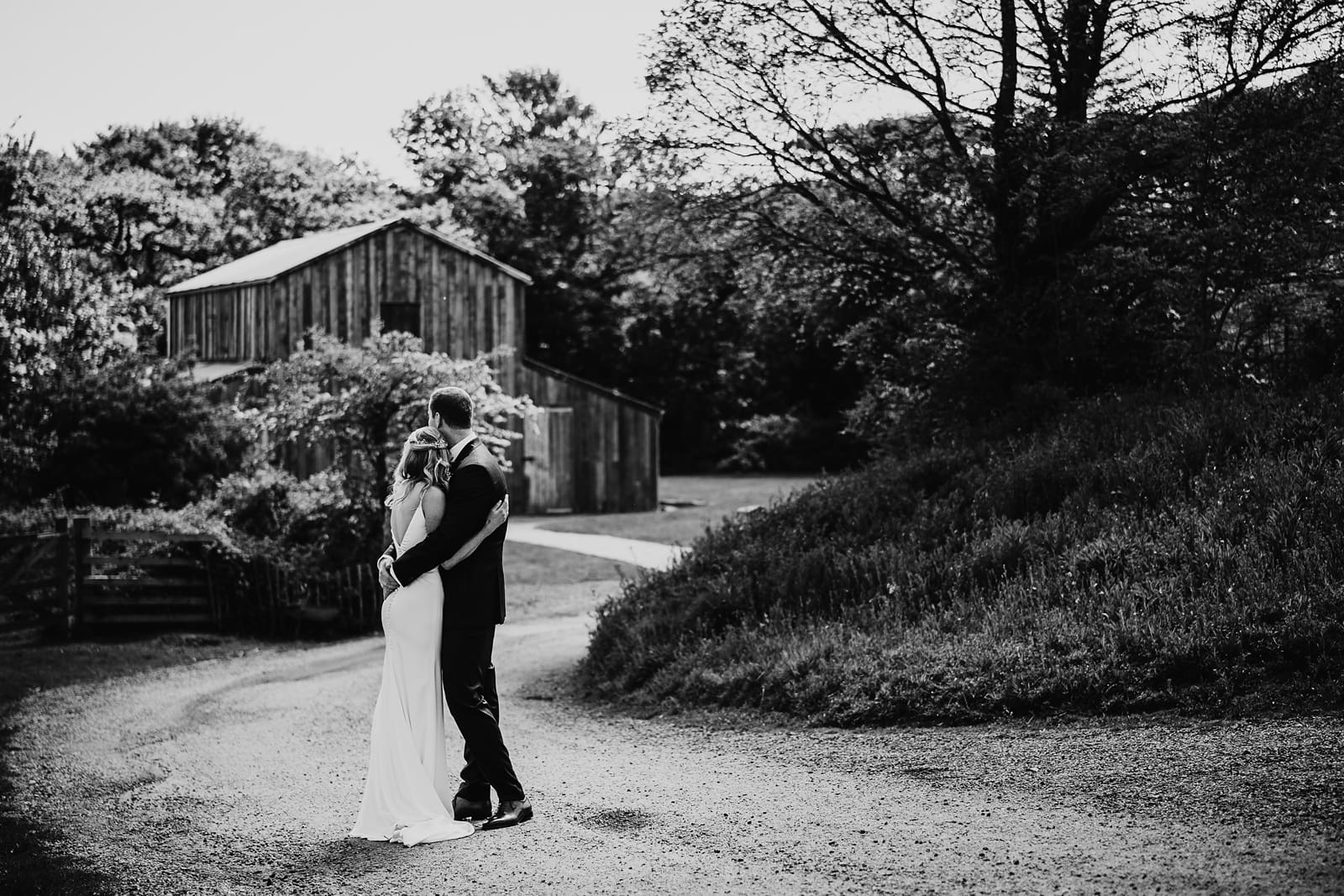 nancarrow barn wedding
