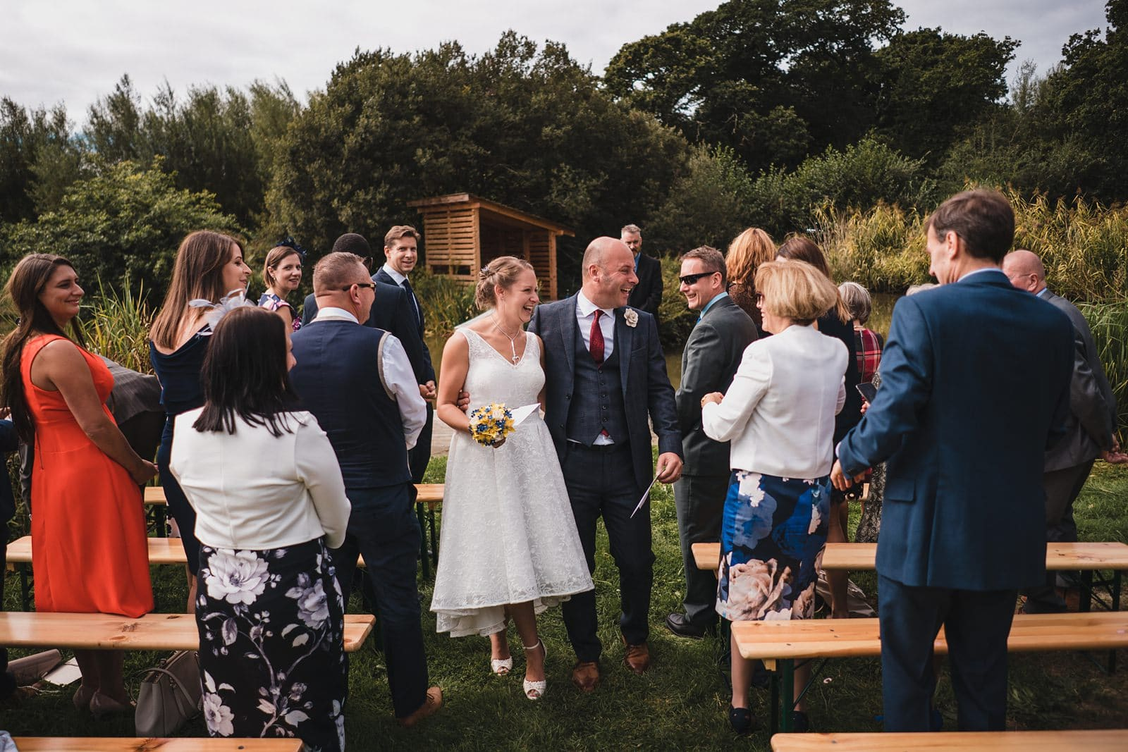 trevibban mill vineyard wedding
